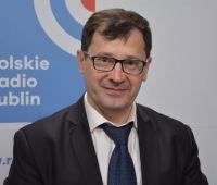 Prof. Baluk w Radiu Lublin