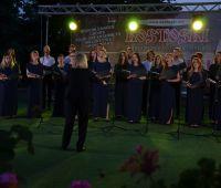 UMCS Academic Choir performed in Macedonia!