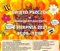 Święto Pszczół oraz otwarcie Pasieki UMCS