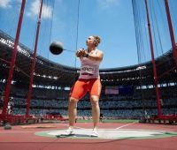 Бронзовая медаль летних Олимпийских игр для Malwiny Kopron