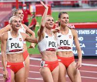 Małgorzata Hołub-Kowalik wins silver at the XXXII Olympic...
