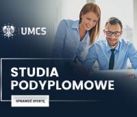 Studia podyplomowe: zapisy na wybrane kierunki