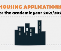 Second round of accommodation application for 2021/22...