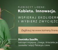 Nominacja dr hab. Anny Sroki-Bartnickiej do Plebiscytu...