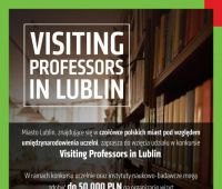Visiting Professors - nabór wewnętrzny
