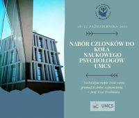 Nabór członków do KNP UMCS