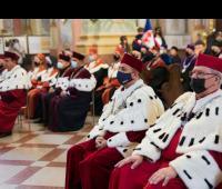 Msza św. z okazji inauguracji roku akademickiego 2021/2022