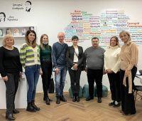 Wizyta UMCS na Ukrainie
