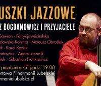 """Zaproszenie na koncert  """"Zaduszki jazzowe. Mariusz..."""