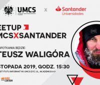 #Meetup_UMCSxSantander | Mateusz Waligóra
