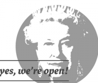 yes, we`re open!