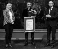 Nagroda dla dra Piotra Selima