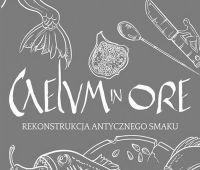 """Promocja książki """"Caleum in ore. Rekonstrukcja..."""