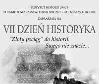 VII Dzień Historyka