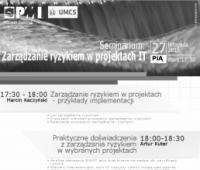Семінар: Управління ризиком в проектах IT