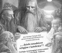 Zaproszenie na konferencję o twórczości J. R. R. Tolkiena