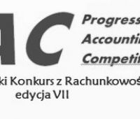 Progress Accounting Competition VII