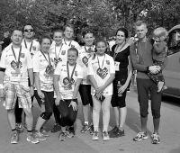 """""""UMCS biega"""" w Pierwszej Dysze do Maratonu"""