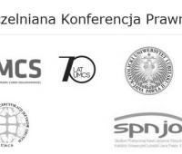 II Międzyuczelniana Konferencja Prawnicza na temat...