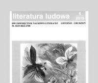 """Dr hab. Katarzyna Smyk redaktorem """"Literatury..."""
