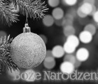 Życzenia świąteczne i noworoczne