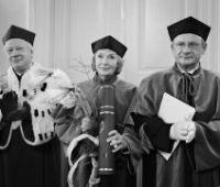 Honoris Causa Doctorate for Prof. Teresa Łoś - Nowak