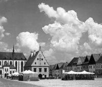 Wystawa: Bardejov - światowe dziedzictwo UNESCO
