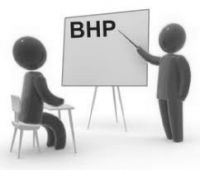Informacja o szkoleniach wstępnych z zakresu BHP