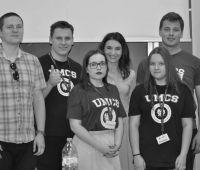 Nasza delegacja w Ostrowcu Swiętokrzyskim