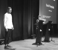 Karol Pomykała laureatem nagrody na Triennale Grafiki