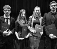 Studenci i doktoranci UMCS docenieni - relacja i zdjęcia