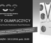 """Premiera albumu """"Lubelscy Olimpijczycy"""" (18..."""