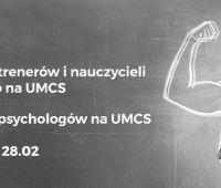 Rekrutacja na studia podyplomowe Psychologia sportu
