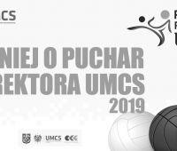 Zapisy na Turniej o Puchar Rektora UMCS
