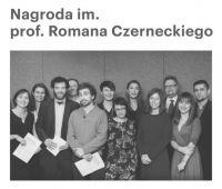 Nagroda im. prof. R. Czerneckiego 2019