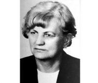Zmarła śp. prof. dr hab. Kazimiera Gromysz-Kałkowska
