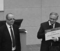 Prof. dr hab. Marek Pietraś Laureatem Konkursu