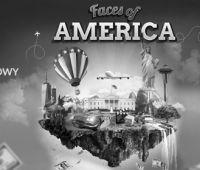 """Wyniki I etapu Konkursu Językowego """"Faces of America"""""""