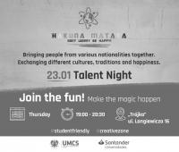 Hakuna Matata - Talent Night!