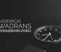 Akademicki Kwadrans Przedsiębiorczości - odc. 44