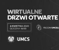 Dla Kandydatów  – Wirtualne Drzwi Otwarte UMCS