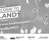 Междукультурный домашний завтрак для жителей общежитий UMCS!