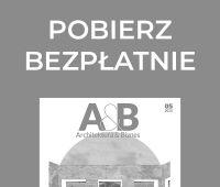 """Majowe SPECJALNE E-WYDANIE miesięcznika """"Architektura..."""
