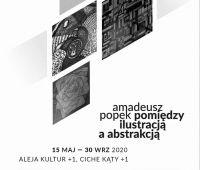 Zaposzenie na wystawę dr szt. Amadeusza Popka