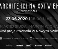 """Zaproszenie na spotkanie LIVE """"Wokół projektowania w..."""