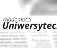 """Trwa nabór tekstów do """"Wiadomości Uniwersyteckich"""""""
