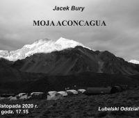 """Moja Aconcagua""-odczyt PTG online"