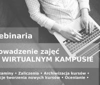 Wirtualny Kampus - webinaria