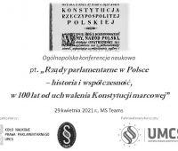 OKN: Rządy parlamentarne w Polsce – historia i...