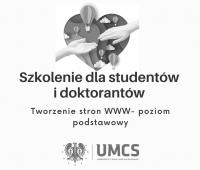 Szkolenie dla studentów: tworzenie stron www - poziom...